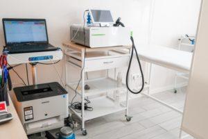 Экстракорпоральная ударно-волновая терапия (ЭУВТ)